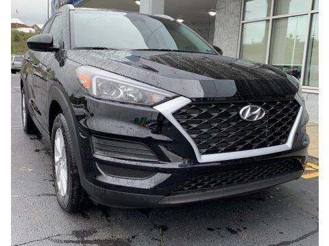 Black Noir Pearl 2019 Hyundai Tucson Value