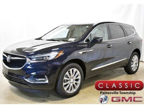Dark Moon Blue Metallic 2020 Buick Enclave Essence AWD