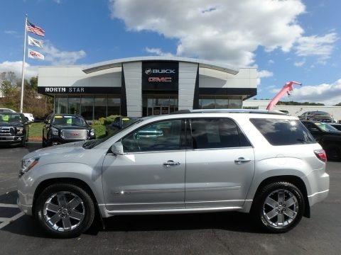 Quicksilver Metallic 2014 GMC Acadia Denali AWD