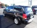 Dodge Grand Caravan SXT Black Onyx Crystal Pearl photo #6