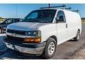 Chevrolet Express 1500 Cargo Van Summit White photo #8