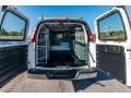 Chevrolet Express 1500 Cargo Van Summit White photo #23