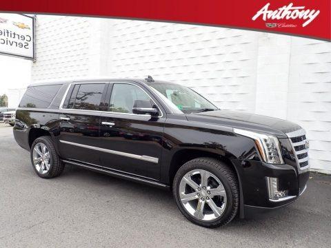 Black Raven 2020 Cadillac Escalade ESV Premium Luxury 4WD