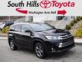 Toyota Highlander Limited Platinum AWD Midnight Black Metallic photo #1