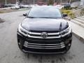 Toyota Highlander Limited Platinum AWD Midnight Black Metallic photo #5
