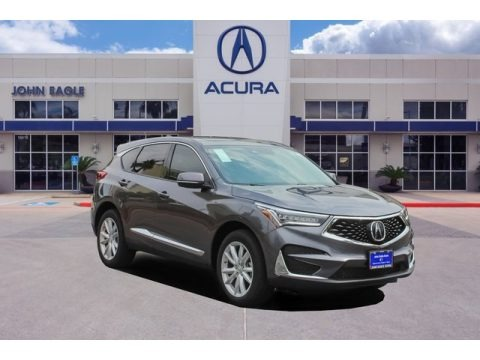 Modern Steel Metallic 2020 Acura RDX FWD
