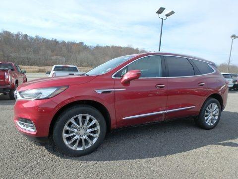 Red Quartz Tintcoat 2020 Buick Enclave Essence AWD