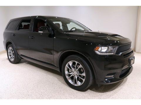 DB Black 2019 Dodge Durango R/T AWD