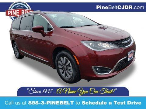 Velvet Red Pearl 2020 Chrysler Pacifica Touring L Plus