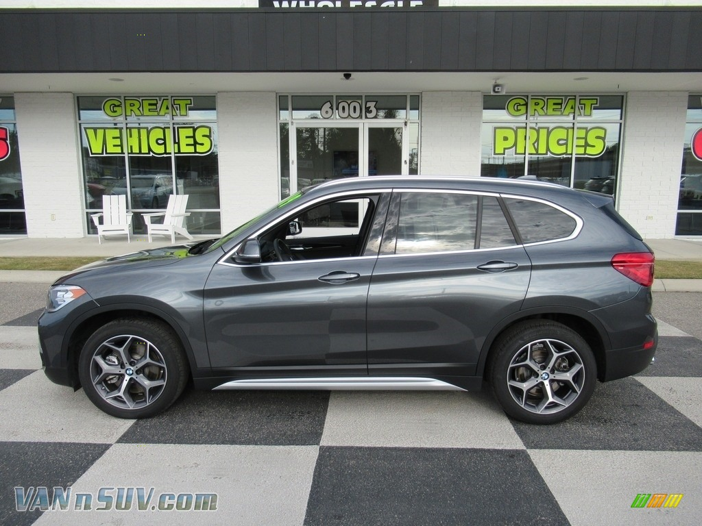 2019 Bmw X1 Sdrive28i In Mineral Grey Metallic L10846 Vannsuv Com Vans And Suvs For Sale In The Us