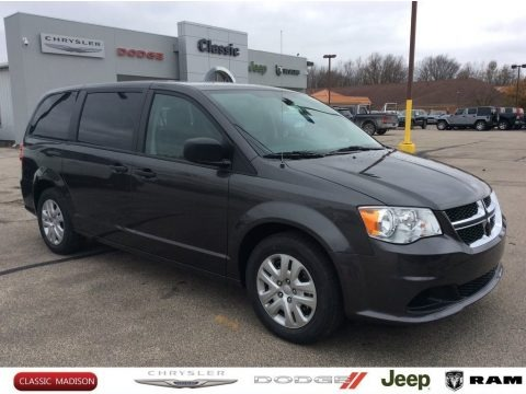Granite Pearl 2019 Dodge Grand Caravan SE