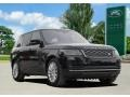 Land Rover Range Rover HSE Santorini Black Metallic photo #2