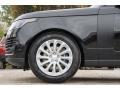 Land Rover Range Rover HSE Santorini Black Metallic photo #7
