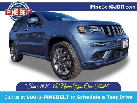 Slate Blue Pearl 2020 Jeep Grand Cherokee High Altitude 4x4