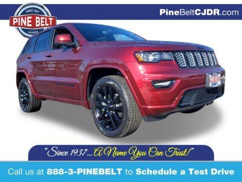 Velvet Red Pearl 2020 Jeep Grand Cherokee Altitude 4x4
