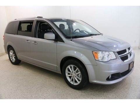 White Knuckle 2019 Dodge Grand Caravan SXT
