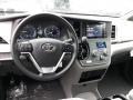 Toyota Sienna LE AWD Predawn Gray Mica photo #3