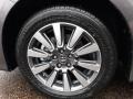 Toyota Sienna LE AWD Predawn Gray Mica photo #20