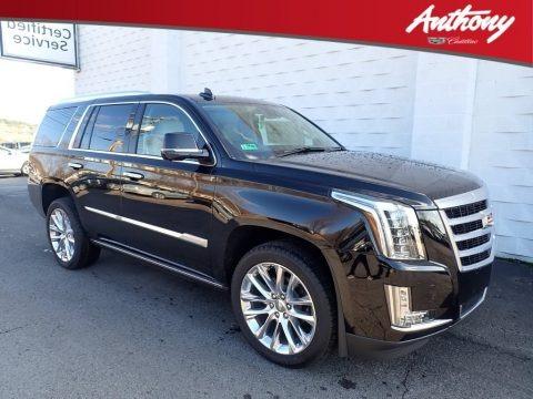 Black Raven 2020 Cadillac Escalade Premium Luxury 4WD