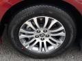 Toyota Sienna XLE Salsa Red Pearl photo #17