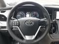 Toyota Sienna XLE AWD Celestial Silver Metallic photo #6