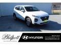 Hyundai Santa Fe SE Quartz White photo #1