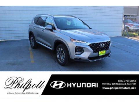 Symphony Silver 2020 Hyundai Santa Fe SEL