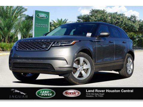 Silicon Silver Metallic 2020 Land Rover Range Rover Velar S
