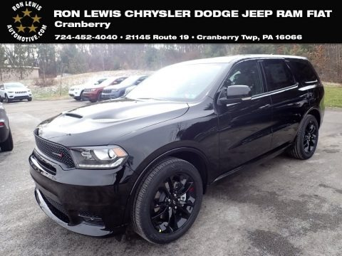 DB Black 2020 Dodge Durango R/T AWD