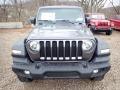 Jeep Wrangler Sport 4x4 Granite Crystal Metallic photo #8