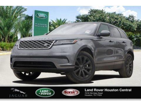 Eiger Gray Metallic 2020 Land Rover Range Rover Velar S