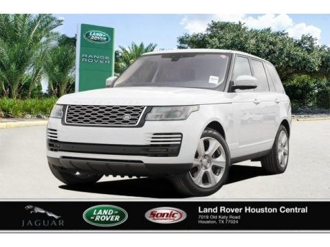 Yulong White 2020 Land Rover Range Rover HSE
