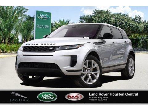 Indus Silver Metallic 2020 Land Rover Range Rover Evoque SE