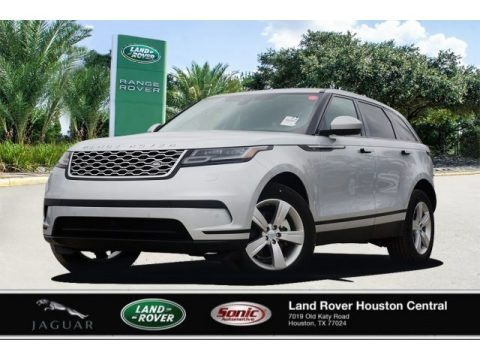 Indus Silver Metallic 2020 Land Rover Range Rover Velar S