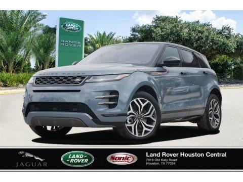 Nolita Gray Metallic 2020 Land Rover Range Rover Evoque First Edition
