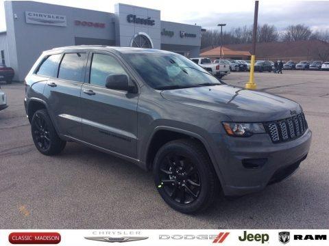 Sting-Gray 2020 Jeep Grand Cherokee Altitude 4x4