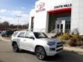 Toyota 4Runner Limited 4x4 Classic Silver Metallic photo #1