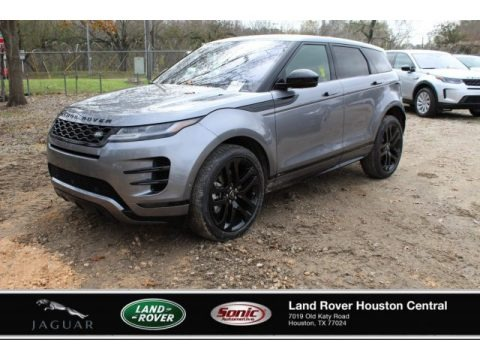 Eiger Grey 2020 Land Rover Range Rover Evoque SE R-Dynamic