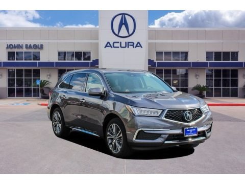 Modern Steel Metallic 2020 Acura MDX Technology AWD