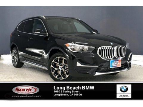 Jet Black 2020 BMW X1 xDrive28i