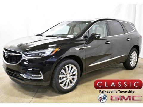 Ebony Twilight Metallic 2020 Buick Enclave Essence