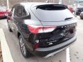 Ford Escape Titanium Hybrid 4WD Agate Black Metallic photo #6