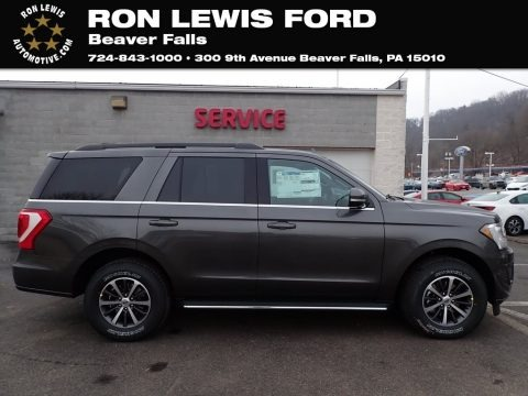 Magnetic 2020 Ford Expedition XLT 4x4