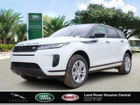 Fuji White 2020 Land Rover Range Rover Evoque S