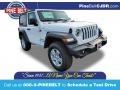 Jeep Wrangler Sport 4x4 Bright White photo #1