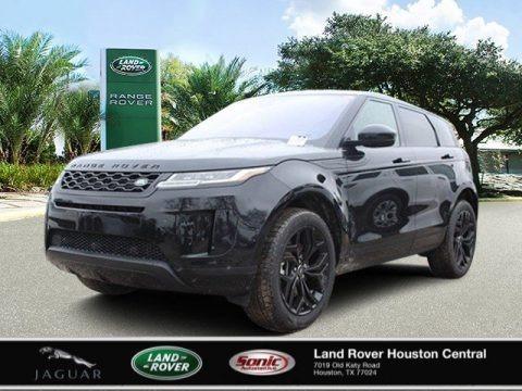 Narvik Black 2020 Land Rover Range Rover Evoque S