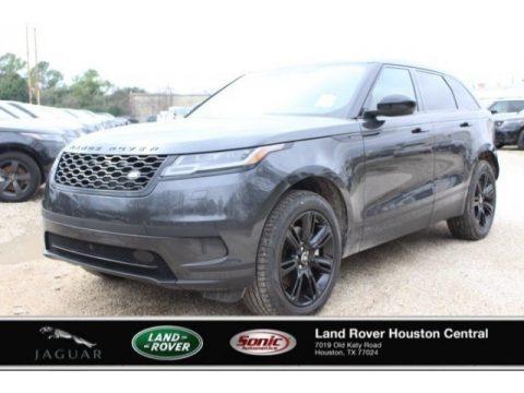 Carpathian Gray Metallic 2020 Land Rover Range Rover Velar S
