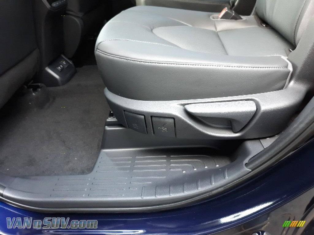 2020 Highlander Limited AWD - Blueprint / Black photo #12
