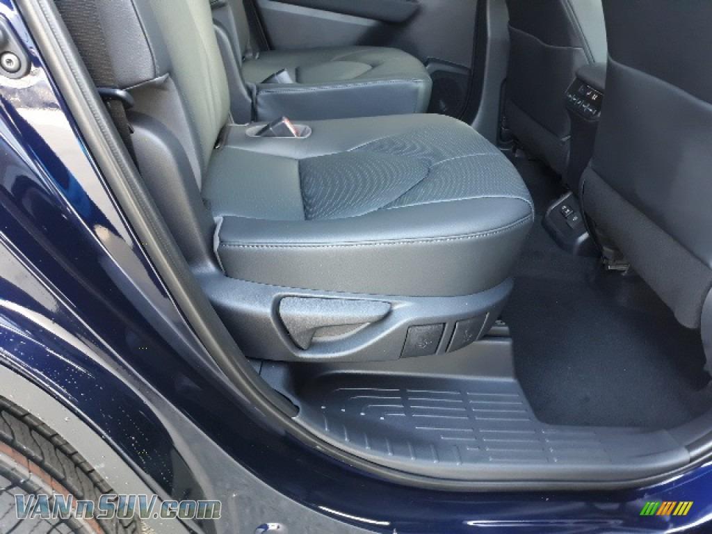 2020 Highlander Limited AWD - Blueprint / Black photo #18