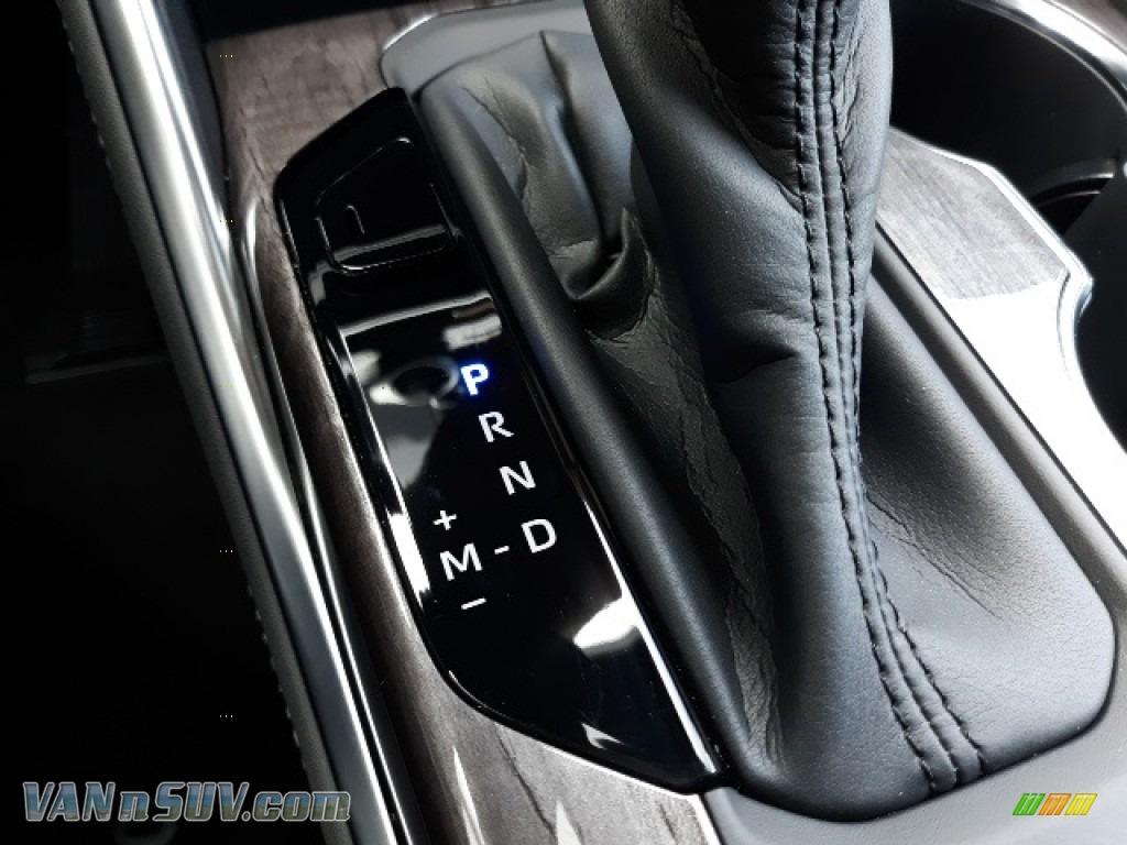 2020 Highlander Limited AWD - Blueprint / Black photo #40
